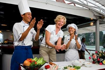 Cooking Class- Emeraude Cruise