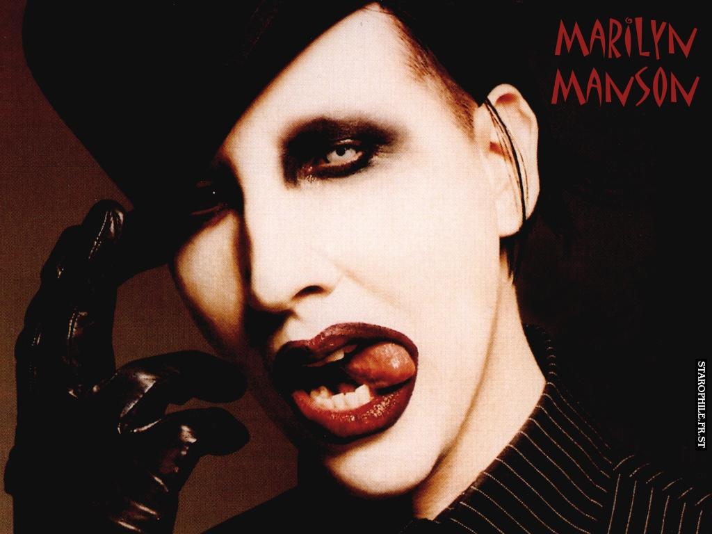 Marilyn Manson DENIES involvement in film where Lana Del