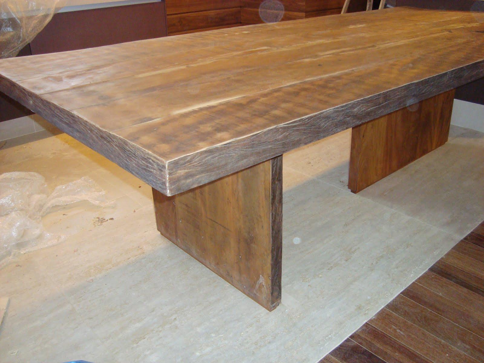 Madeira Brazil: Mesas e bancadas em madeira maciça e de demolição #8F693C 1600 1200