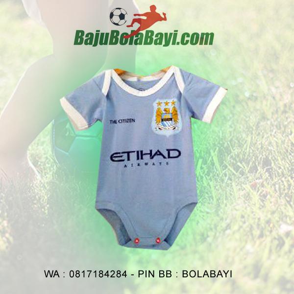 Manchester City baju bola bayi
