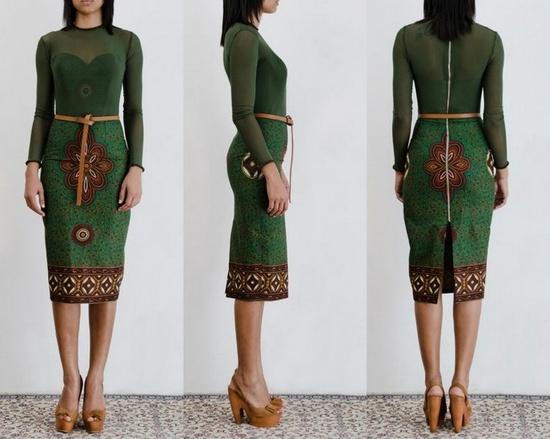 Chitenge Outfits Designs Newhairstylesformen2014 Com