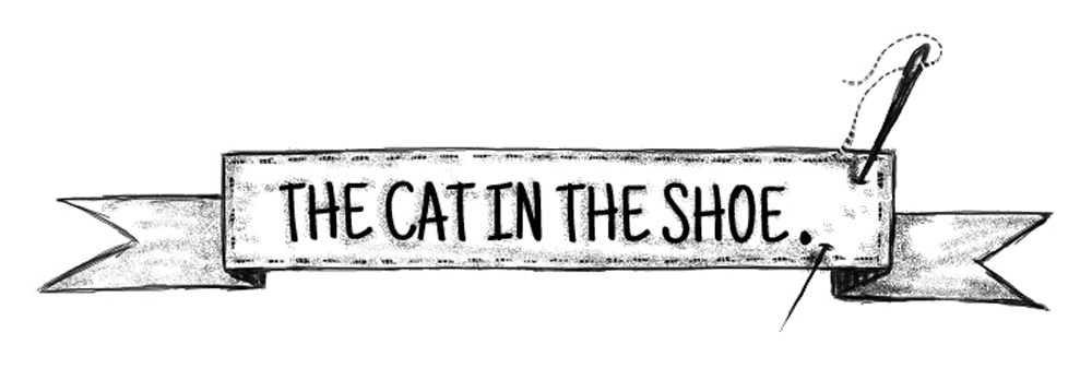 the cat in the shoe