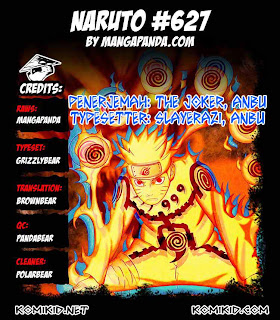 Komik Naruto Chapter 627 – Jawaban Sasuke
