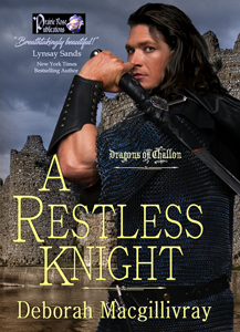 A Restless Knight (Book1 of Dragons of Challon)