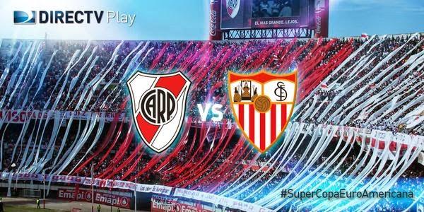 River Plate 1 vs Sevilla FC 0