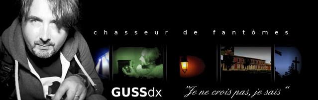 GussDX Paranormal bannière chasseur de fantômes hellolescheveuxrouges