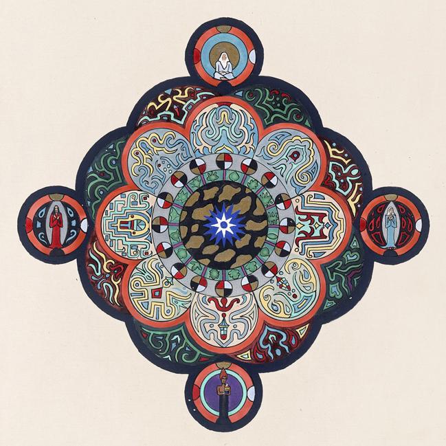 Le Livre Rouge de Jung en images Jung_TT