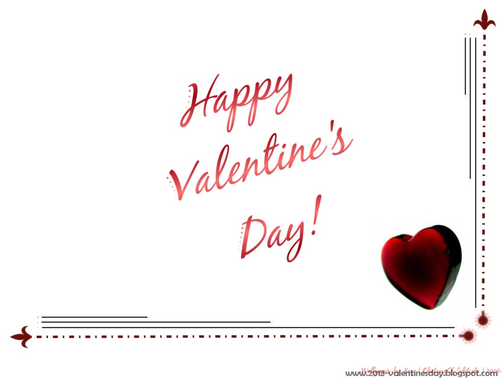 Happy Valentines Day 2013 HD Wallpapers