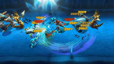Game Blade Warrior 1.3.0 Apk Full Data+MOD Android