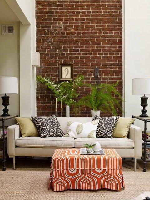 Dise adora de interiores decoraci n de interiores muros - Decoracion muros interiores ...