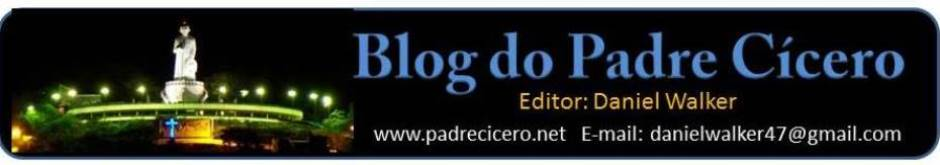 BLOG DO PADRE CÍCERO