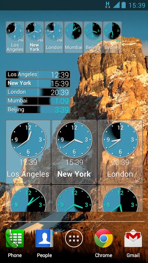PolyClock™ World Clock v6.7