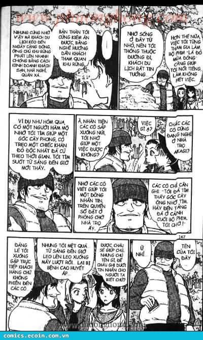 Detective Conan - Thám Tử Lừng Danh Conan chap 541 page 9 - IZTruyenTranh.com
