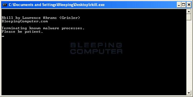 RKill Utilidad para Eliminar Malware Sospechosos