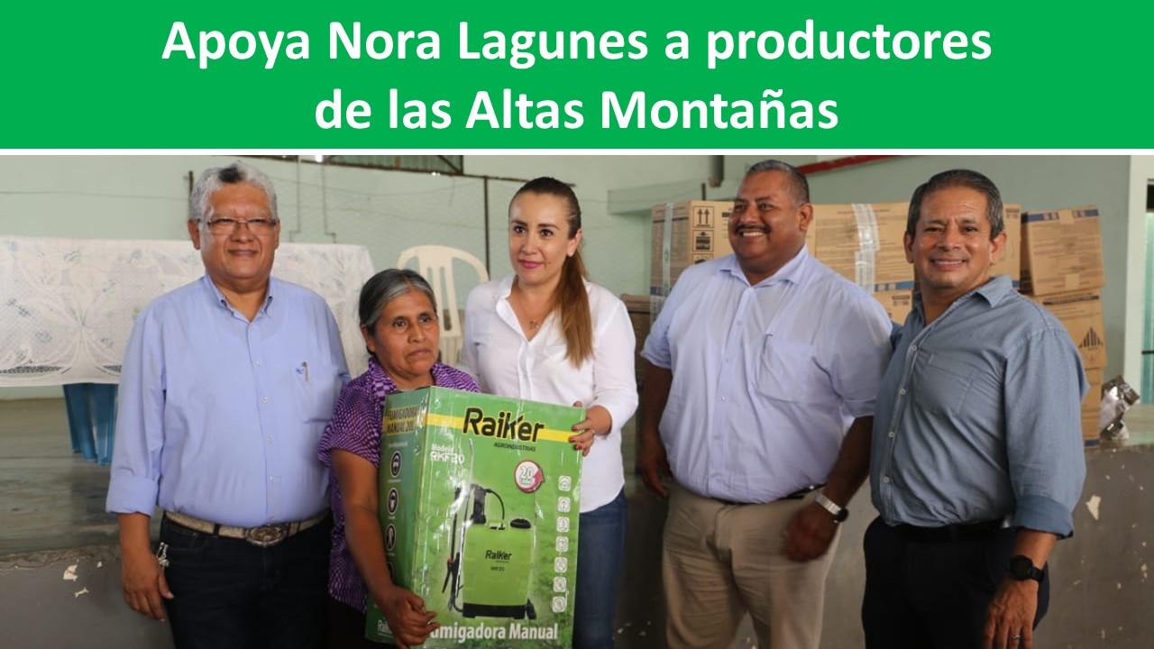 productores de las Altas Montañas
