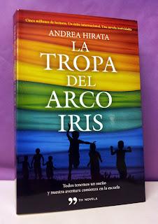 Portada del libro La tropa del arcoíris