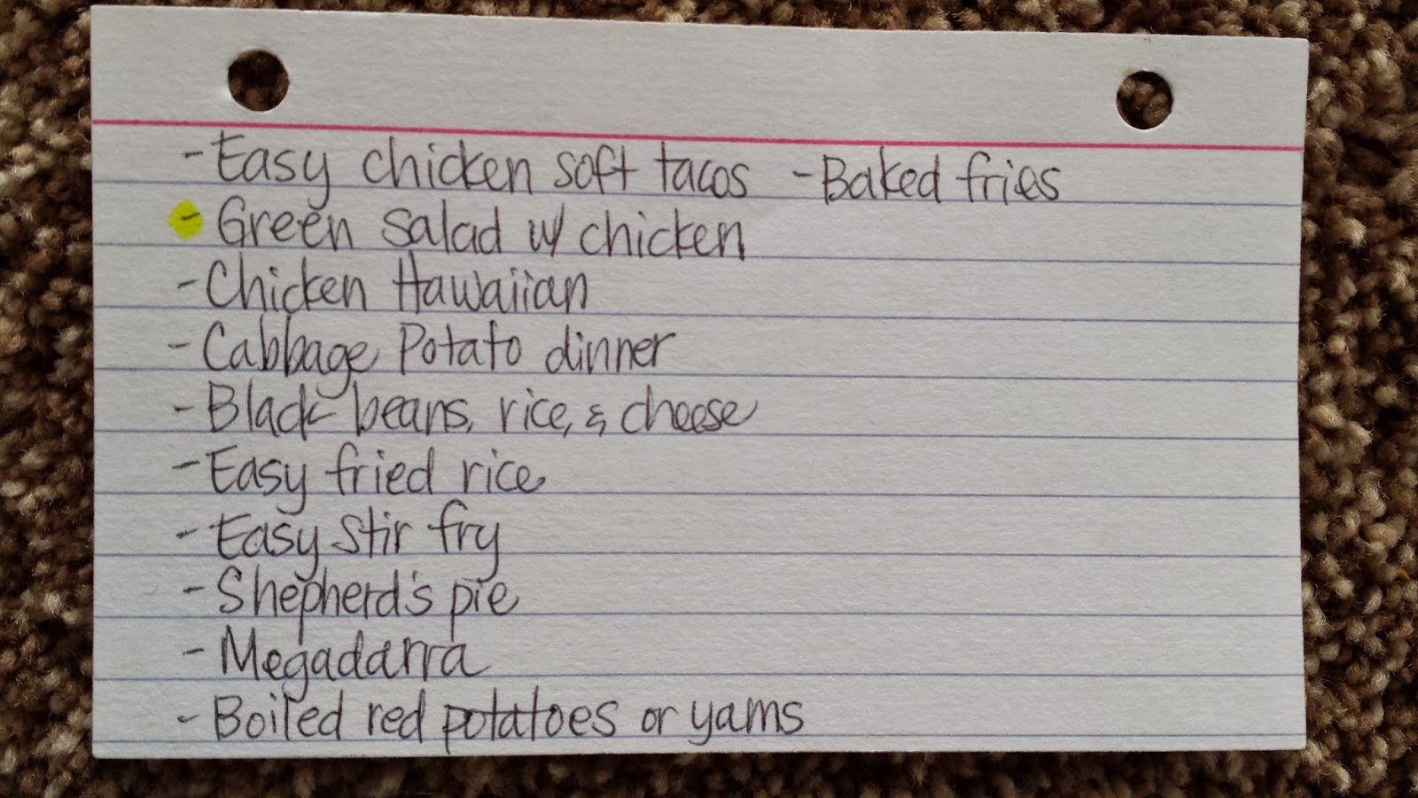 purpose driven motherhood recipes that are quick easy cheap