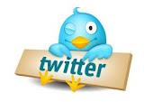 Follow us on twitter :
