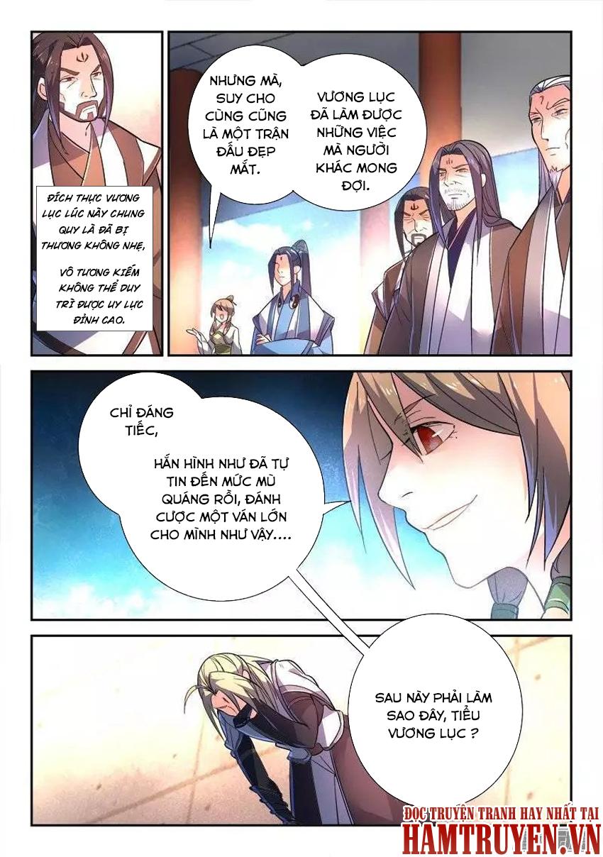 Tung Tiền Hữu Tọa Linh Kiếm Sơn chap 245 page 8 - IZTruyenTranh.com