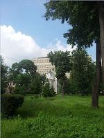 Ожоговый центр Института Вишневского