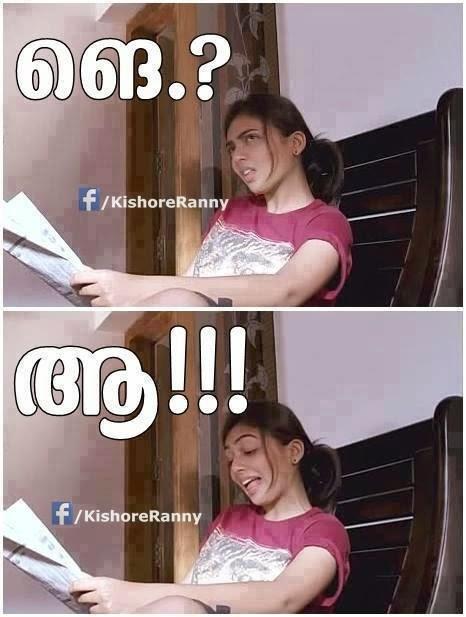 Nazriya funny expression - Om shanti osana