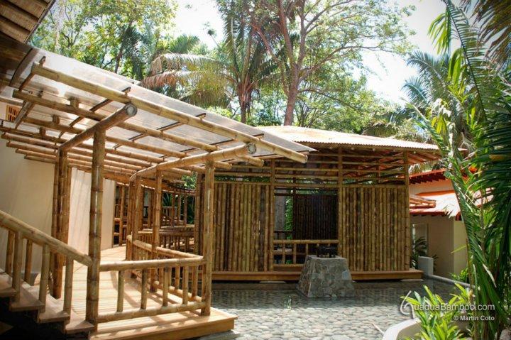 Bambu Show Brasil Pergolados