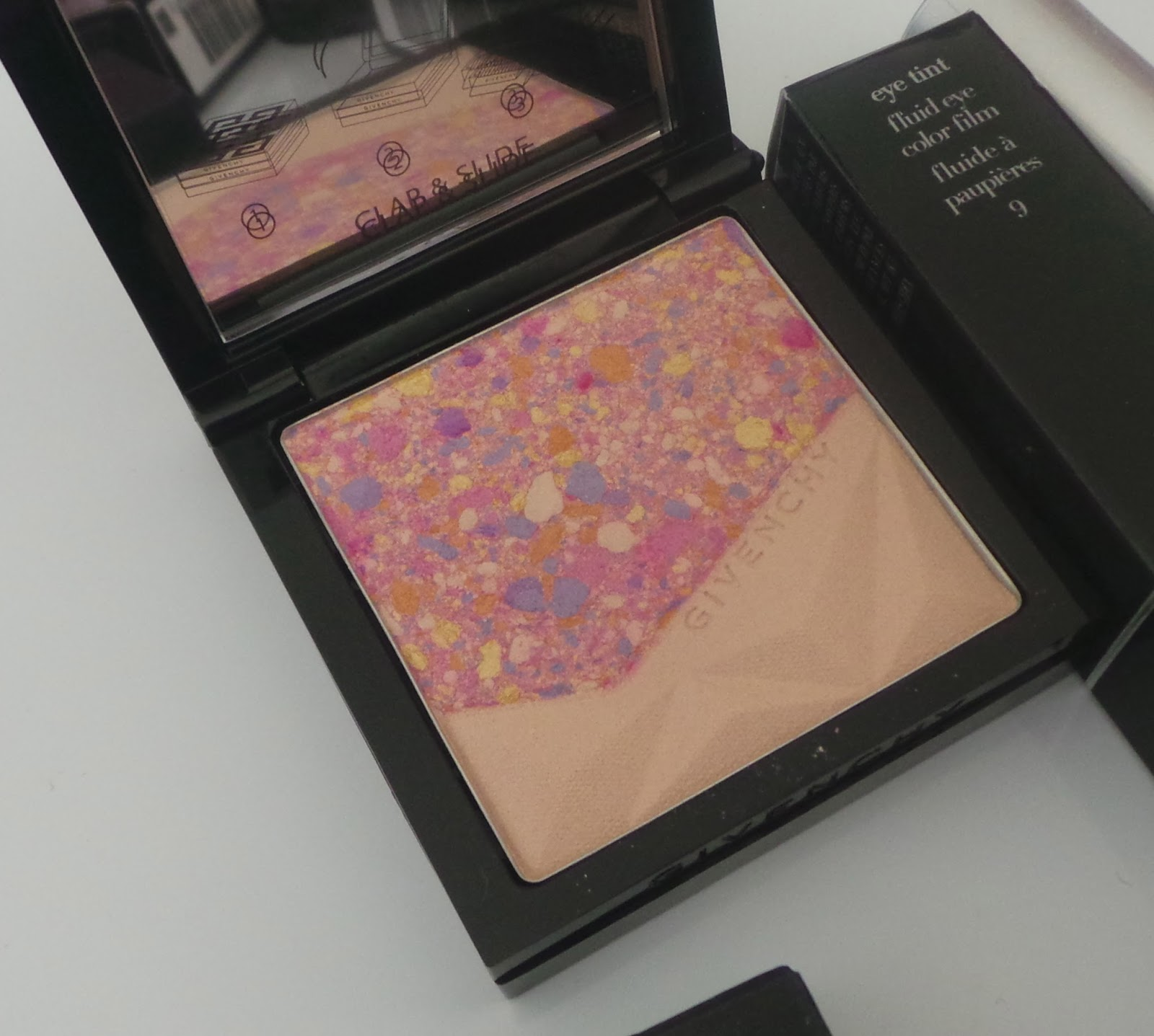 Givenchy Le Prisme Color Confetti face powder