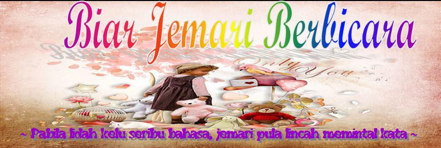 Biar Jemari Berbicara