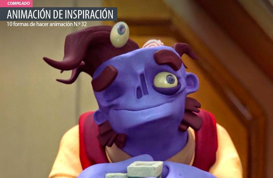 Animación. 10 formas de hacer animación N.º 32