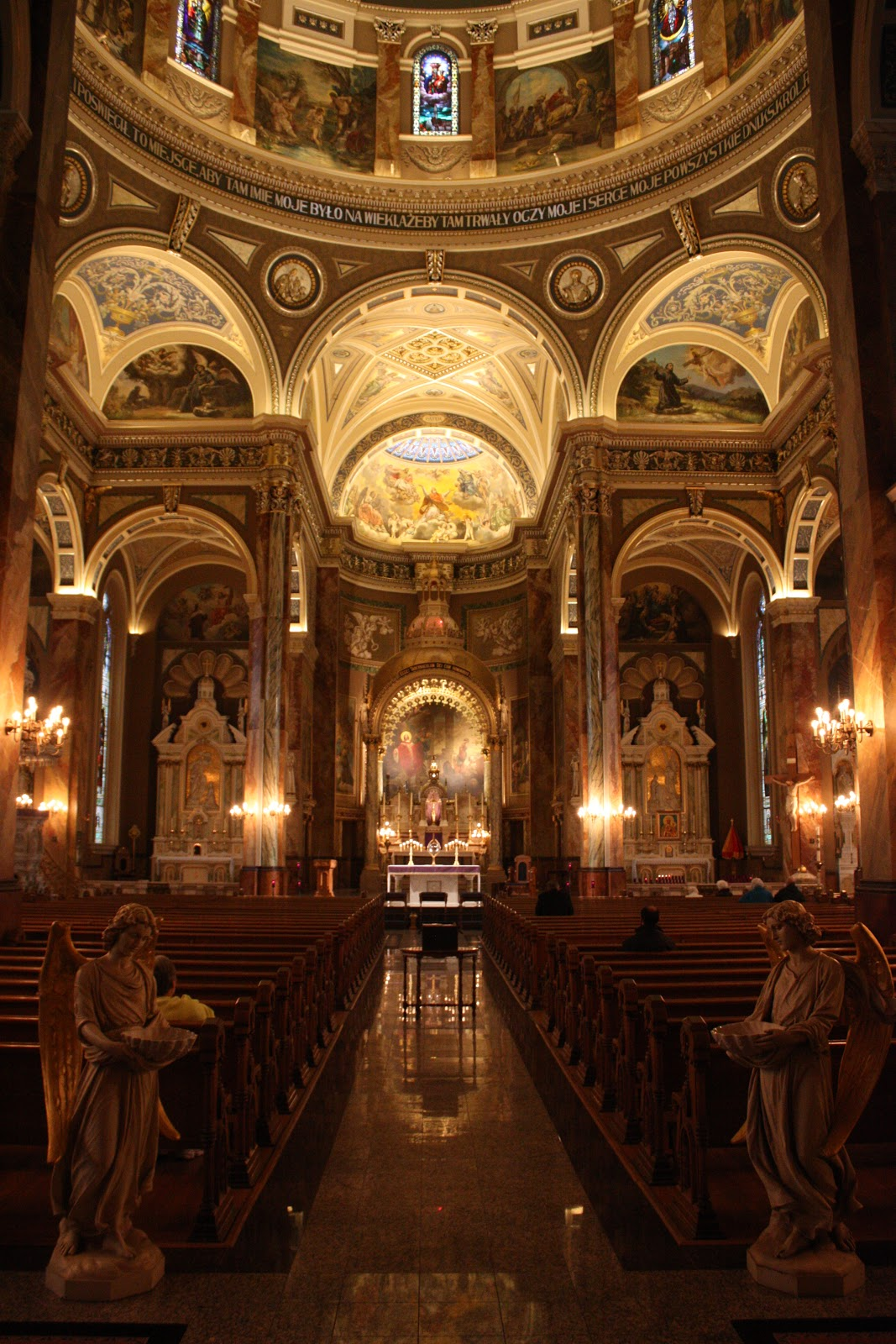 the basilica of st josaphat research