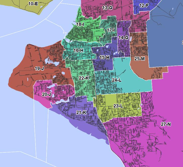 Alaska Redistricting Board Releases Final Legislative Redistricting Map; Federal Approval ...