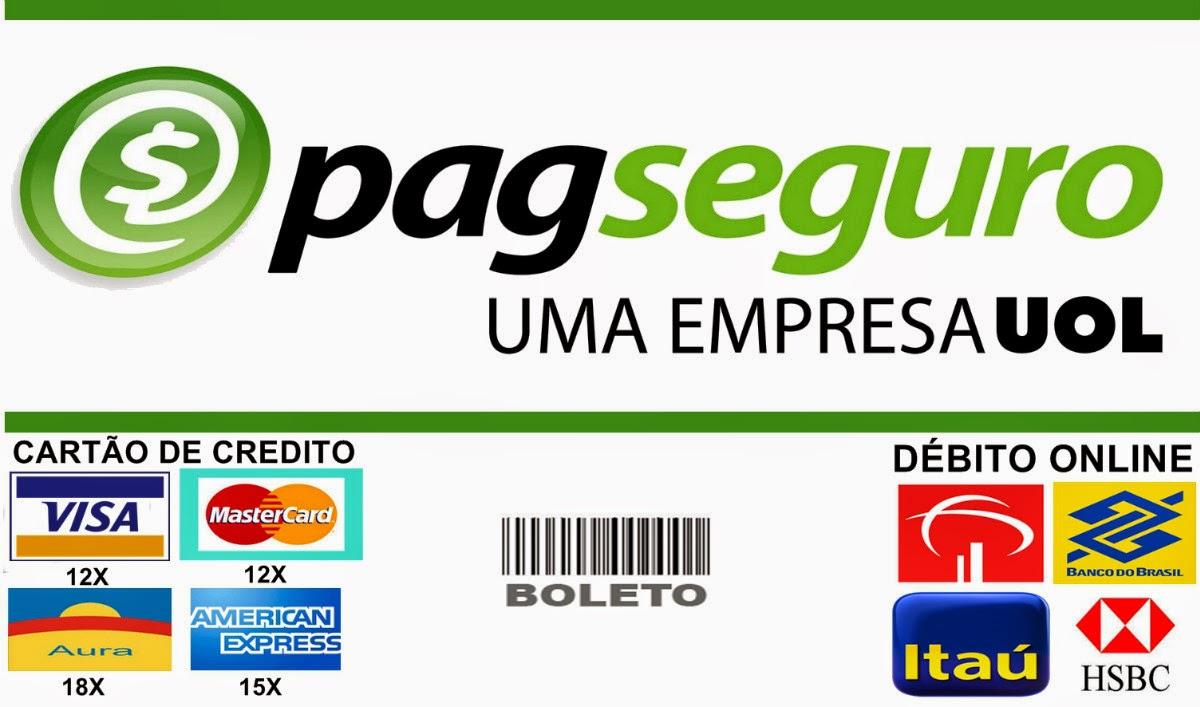 PAGUE PELO PAG SEGURO