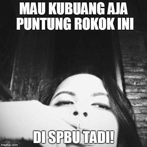 Gambar Meme Comic Florence Menghina Joga