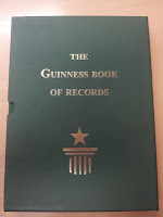 Guinness Book Of Records first edition