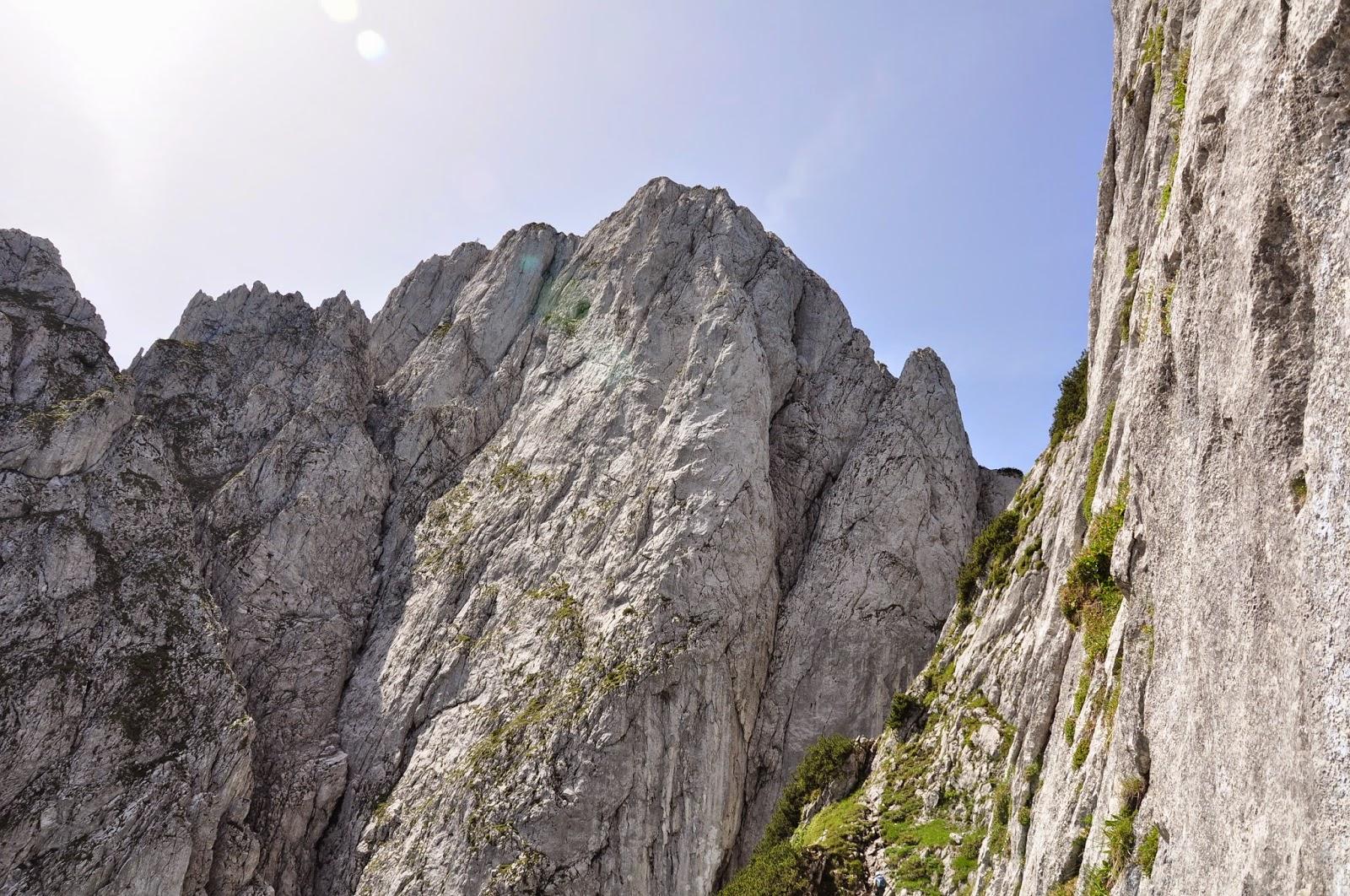 Klettersteig Intersport : Nejlepší ferraty intersport klettersteig u obtížnost c d