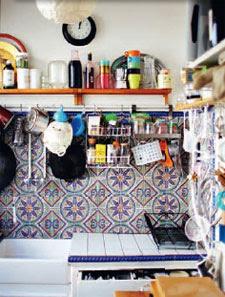 Bonito bueno barato aprovechando al m ximo una cocina peque a - Racholas cocina ...