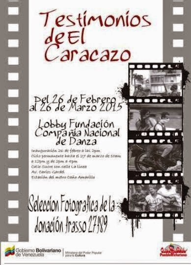 TESTIMONIOS DEL CARACAZO