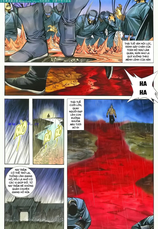xem truyen moi - Bá Đao - Chapter 131