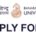 BHU Online Admission Form 2014 School UG-Post Graduate Entrance Test