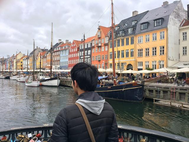 wisata, traveling, copenhagen, denmark, Nyhavn