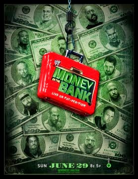WATCH: Money In The Bank 2014
