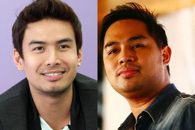 Christian Bautista and Jed Madela