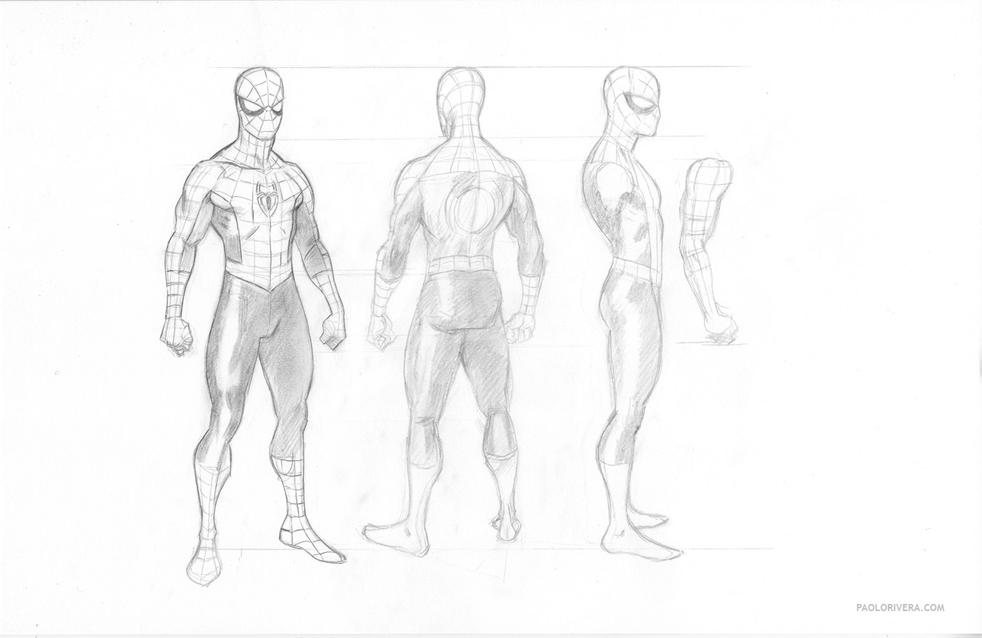 The Self-Absorbing ManHow To Draw Ultimate Spider Man