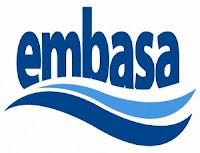 Inscrições para vagas do concurso da Embasa estão abertas