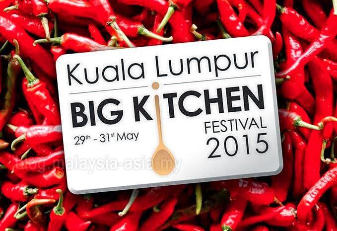 Kuala Lumpur Big Kitchen Festival 2015