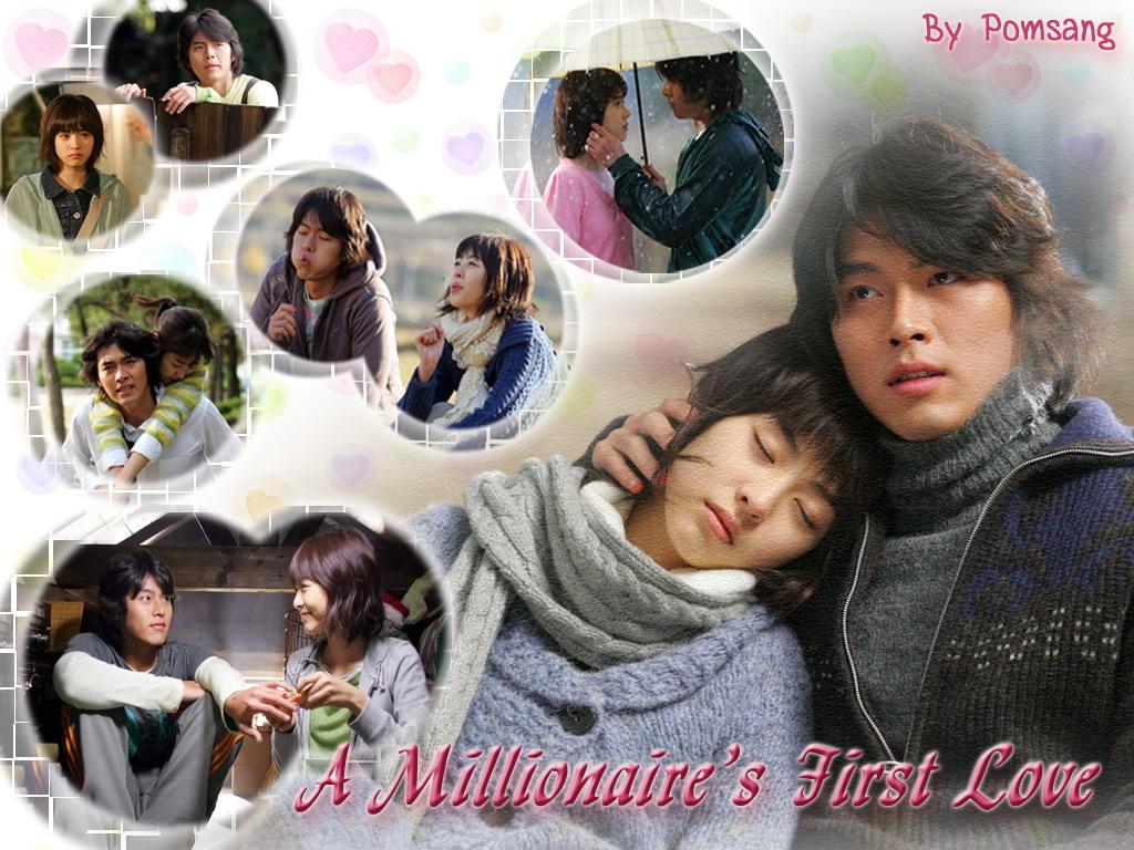 First korean love millionaire movie