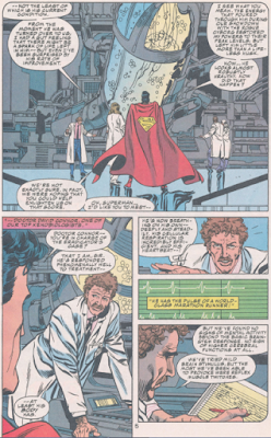 Superman Dr. David Connor