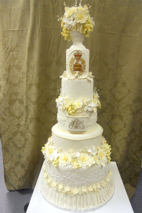 royal wedding cupcakes designs. of the Royal Wedding Cake