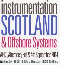 Visit us at Instrumentation Scotland & Offshore Systems