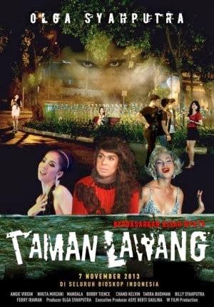 Adapun Artis Pemain Pemeran Film Taman Lawang 2013, sebagai berikut: